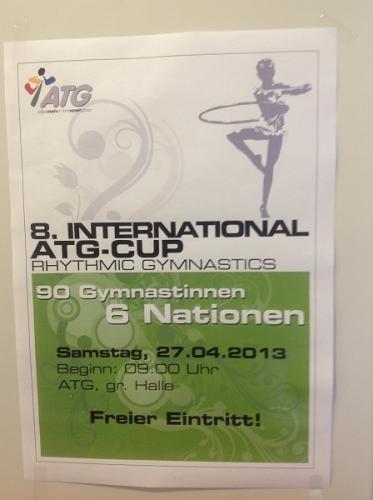 Pécsi RGSE - Jó szereplés Grazban, az ATG Kupán