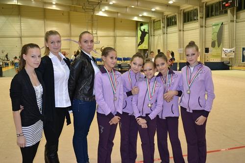 Serdülő csapat 2011